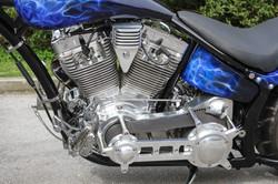 Ultima Motorcycle Detail