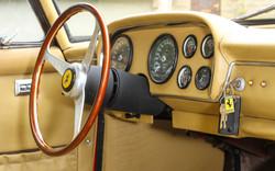Ferrari 250 Interior