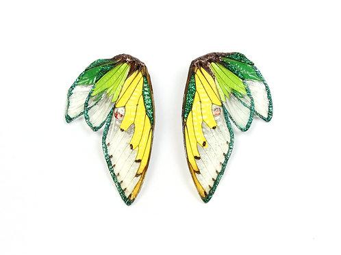 "MARTA MATTSSON- Brincos ""Wings"""