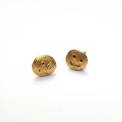 CHLOÉ VALORSO   Smiley earrings