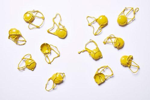 MARI ISHIKAWA   Celebration Yellow