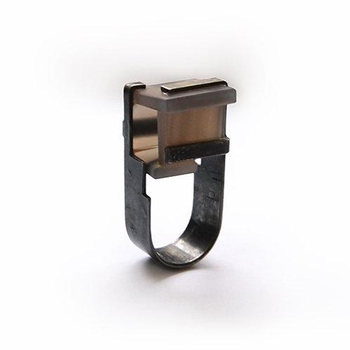 "JULIA OBERMAIER  Anel/Ring ""Gettin!close(d)"""