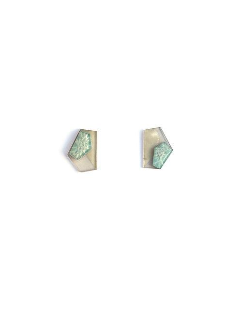 """JULIA OBERMAIER  Brincos/Earrings """"From Afar"""""""