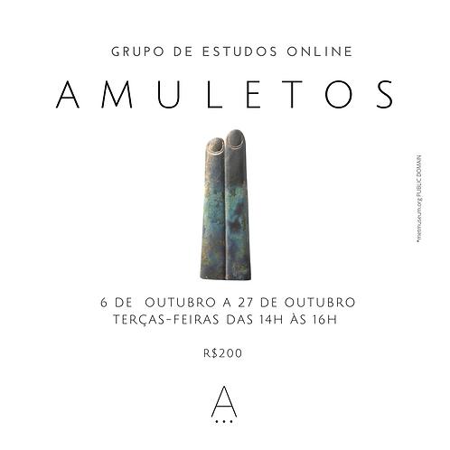 AMULETOS | GRUPOS DE ESTUDOS