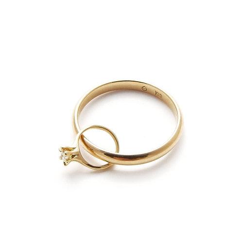 "AKIKO KURIHARA - ANEL ""A RING WANTS TO WEAR A RING"""