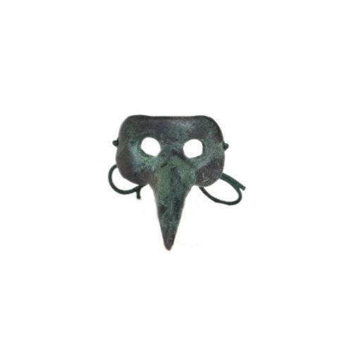 ÁUREA PRAGA- Anel The Ibis Mask