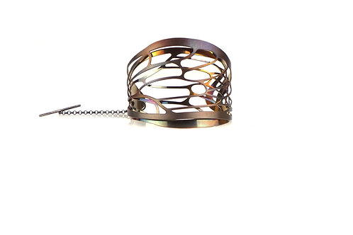 """ANDREA VAGGIONE- Bracelete """"Cicada 04"""""""