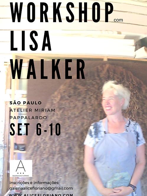 WORKSHOP COM LISA WALKER
