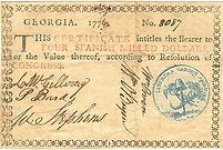 Georgia Colonial 1776 $4.00 Obverse.jpg