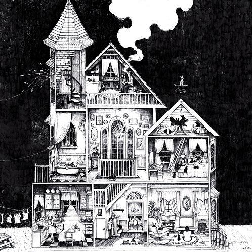 Dollhouse Print