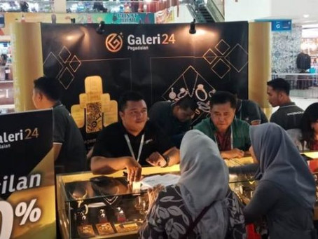 Soft Launching LM Gift PT Pegadaian Galeri 24 Jakarta, Ada Perhiasan Model Terbaru