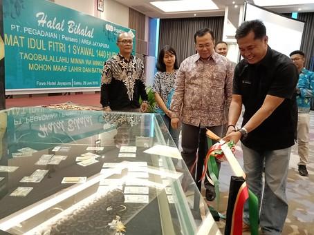 Pegadaian Launching Galeri 24 Jayapura - Bisnis Papua