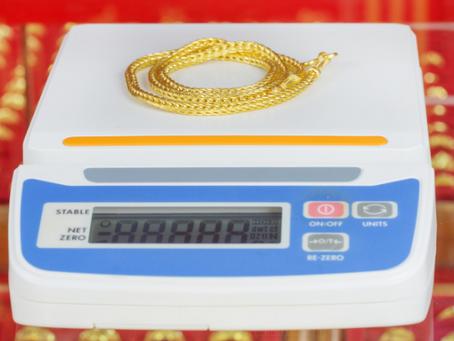 Yakin Emas Anda Asli? Ini Dia Cara Mengetes Keaslian Emas