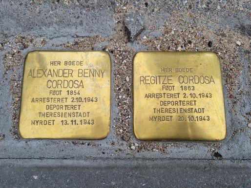 Regitze Cordosa (1854-1943) og Alexander Cordosa (1863-1943)