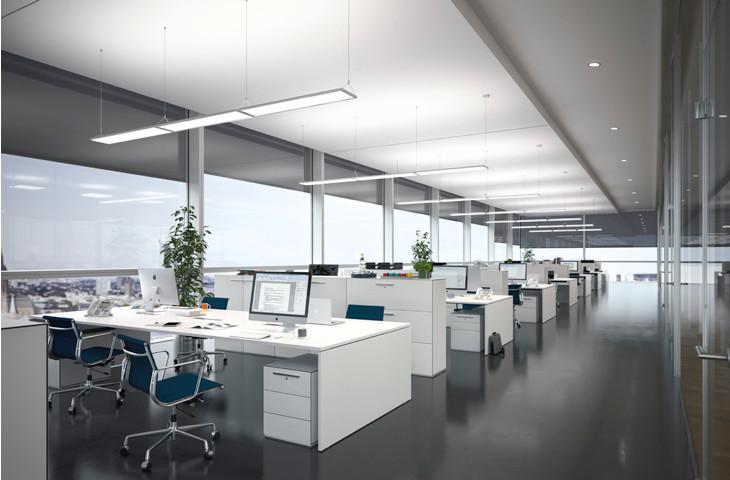 Office Lighting Pendant Solution