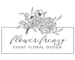 Flower Frenzy Florist Logo