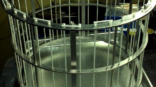 FEL Heater Cage for V90/V100