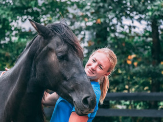 Dealing with Anxiety and Horses