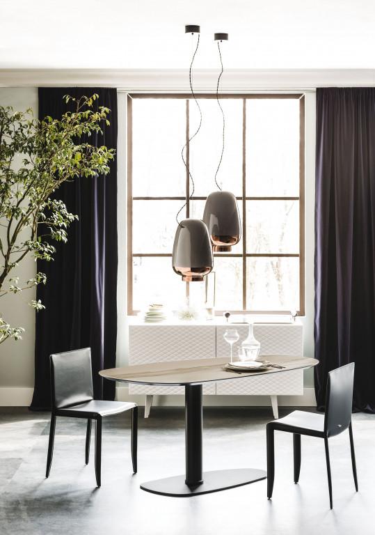 Luxusní stolek a židle Cattelan Italia