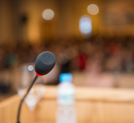 Logré vencer el miedo hablar en público gracias a la hipnosis