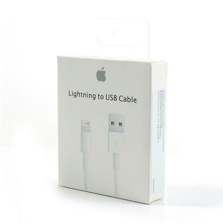 Cable de conector Lightning a USB (1 m) Original / Stock