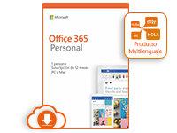 Office 365 Personal Suscripción 1 Año Licencia digital