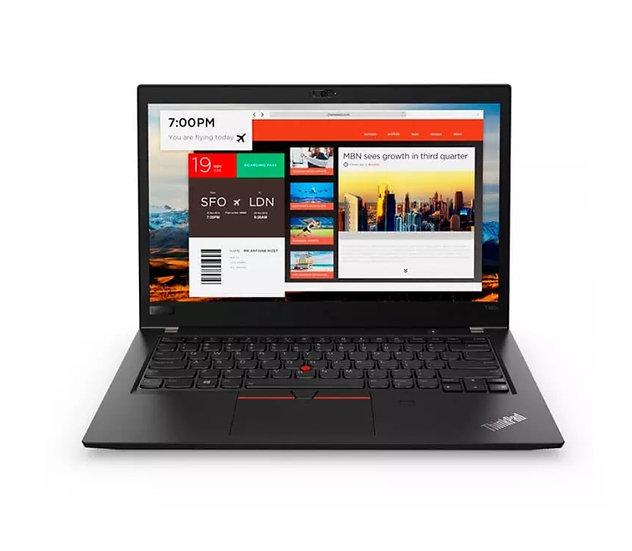 LENOVO THINKPAD T480 20L8S0MQ00  / i5 8th / 8GB / 512GB SSD / intel UHD