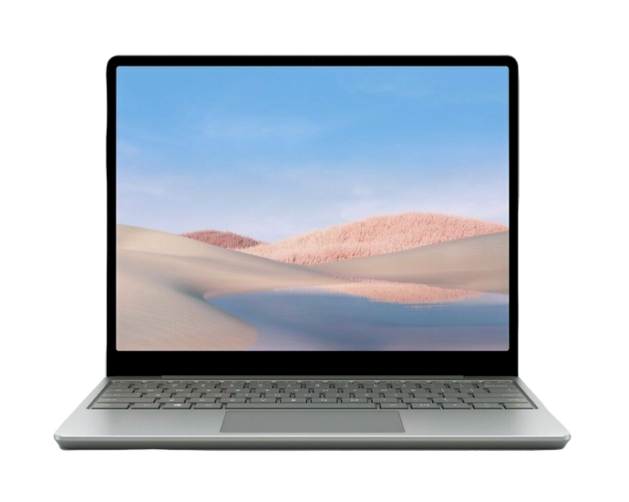Microsoft Surface Laptop Go 12.4 Intel i5 8GB RAM 128GB SSD Platinum Windows 10