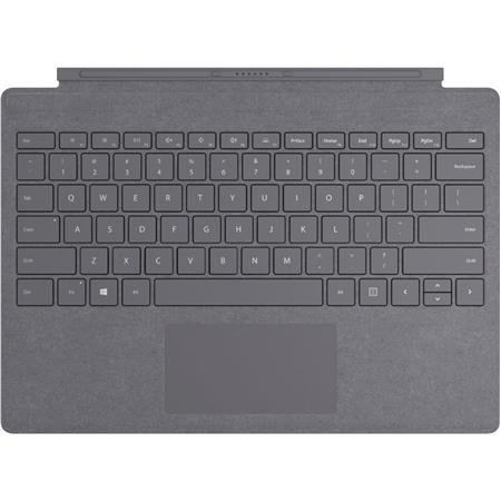 Microsoft Signature Type Cover for Surface Pro, Light Charcoal
