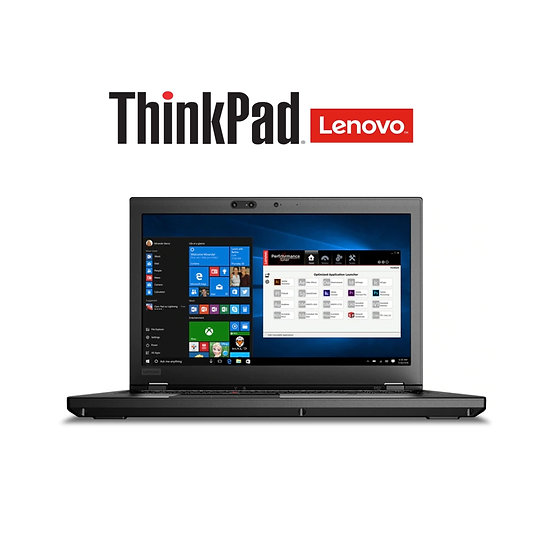 Lenovo ThinkPad P52 20MAS28E00 Touch 4K- i7 8850H - 32GB - 1TB + 512GB - 6GB Vid