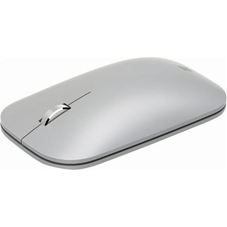 Microsoft Surface Mobile Wireless Mouse, Platinum
