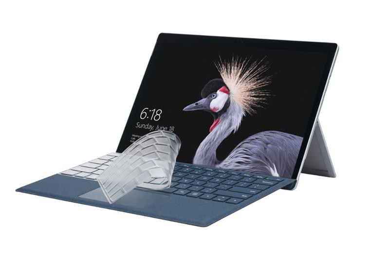 Protector de teclado para microsoft surface pro 4 / pro