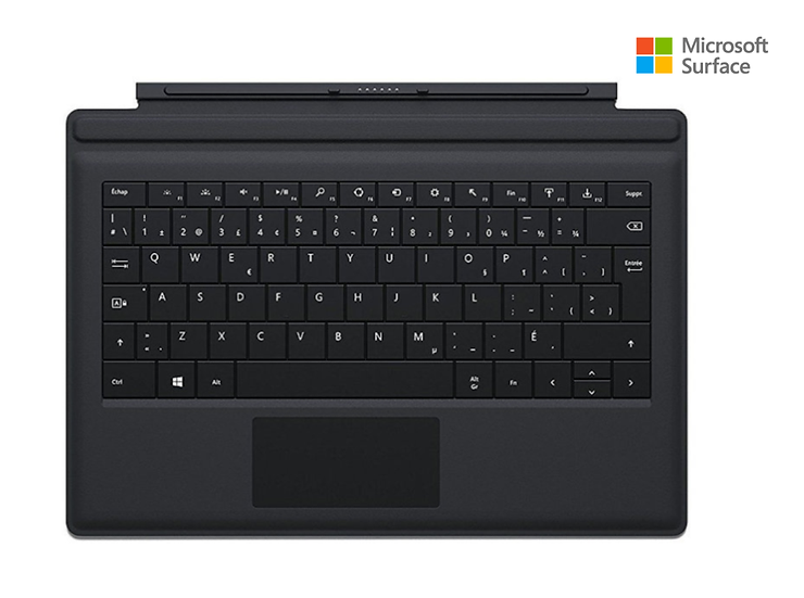 Teclado Cover Type  Surface Pro 3 / black