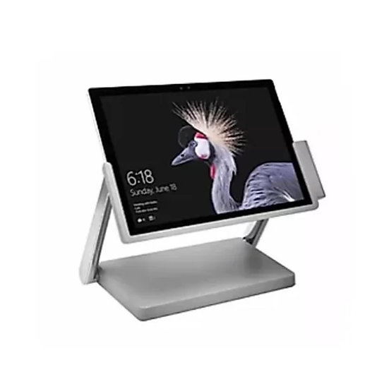 Kensington Dual 4K Surface Pro Docking Station Profesional