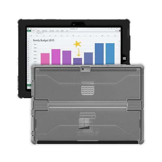 case Microsoft surface 3 Trident color transparente