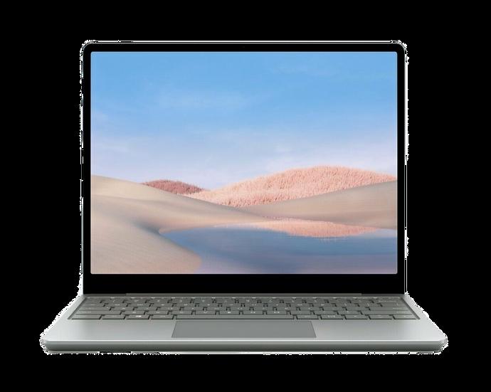 Microsoft Surface Laptop Go 12.4 Intel Core i5  8GB RAM 256GB SSD Platinum Win10