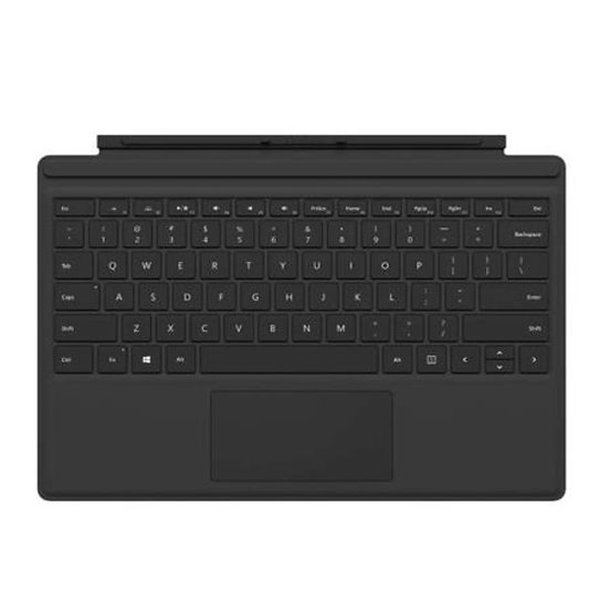 Microsoft Surface Pro 3 & 4, 5, 6 ,Type Cover  Black