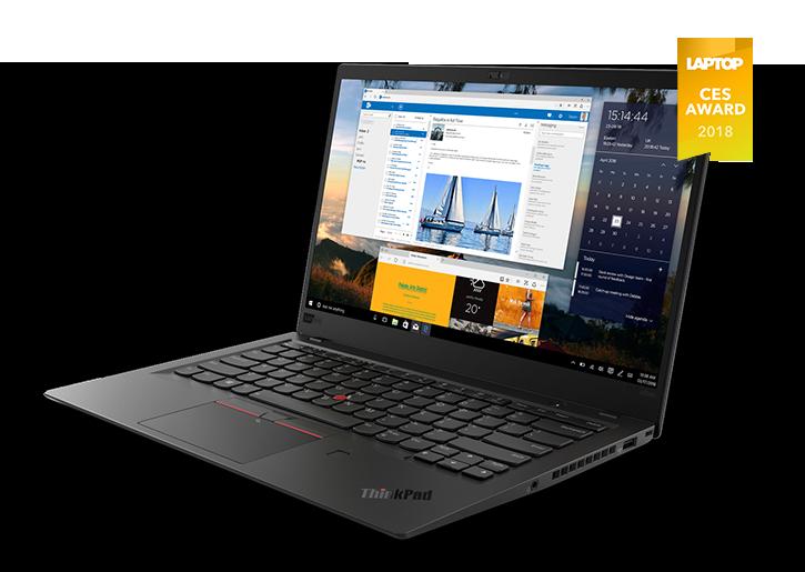 Lenovo Thinkpad X1 6TH  intel i7 8500U / RAM 16GB / 512GB FLASH / FHD