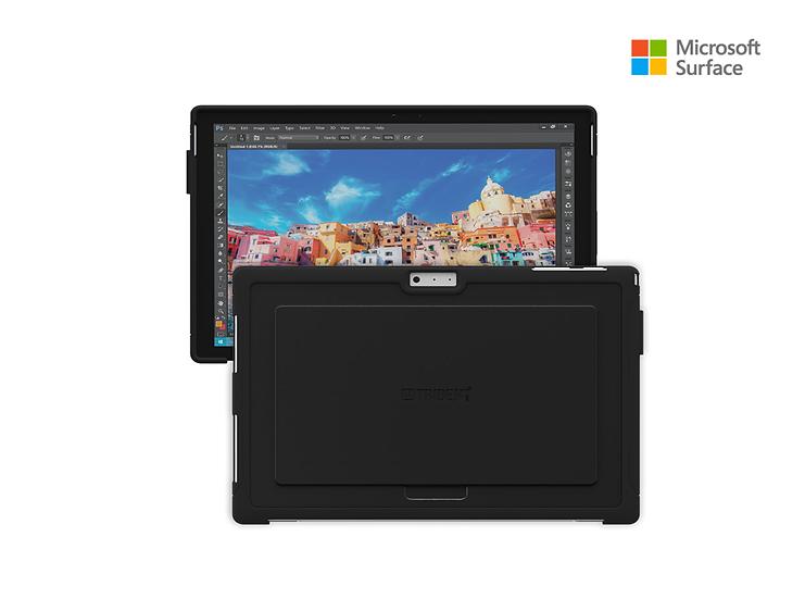 Protector de cuero Microsoft Surface Pro 4 / 5 / Slim
