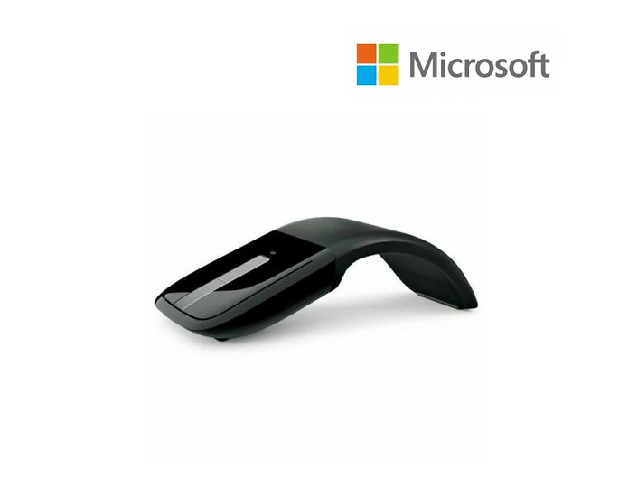 Microsoft Mouse Surface Arc Touch Color Negro