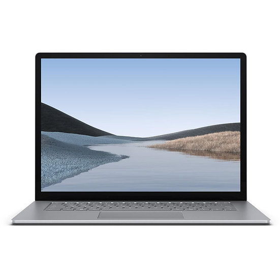 "Microsoft Surface Laptop 3 15"" AMD Ryzen 7 16GB RAM 512GB SSD Platinum Metal"