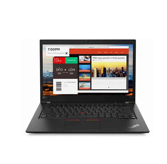 Lenovo thinkpad T480S  20L8S0MU00 / i7 8th / 16GB / 1TB / 14 FHD / NVIDIA 2GB