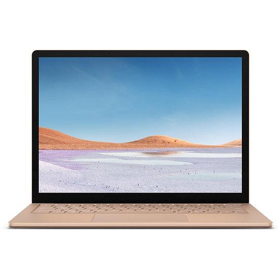 "Microsoft Surface Laptop 3 13.5"" Intel Core i7 16GB RAM 256GB SSD Sandstone Meta"