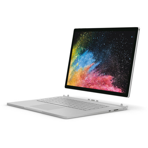 Microsoft Surface Book 2 15 intel i7 - 16gb - 512gb - 6gb video Nvidia GTX