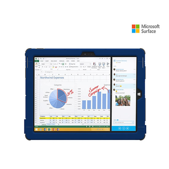 Protector  Microsoft Surface Pro 4- 5-  6 - 7 Series