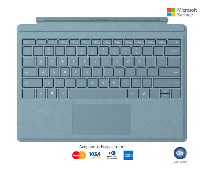 Microsoft Signature Type Cover (Limited Edition Aqua)