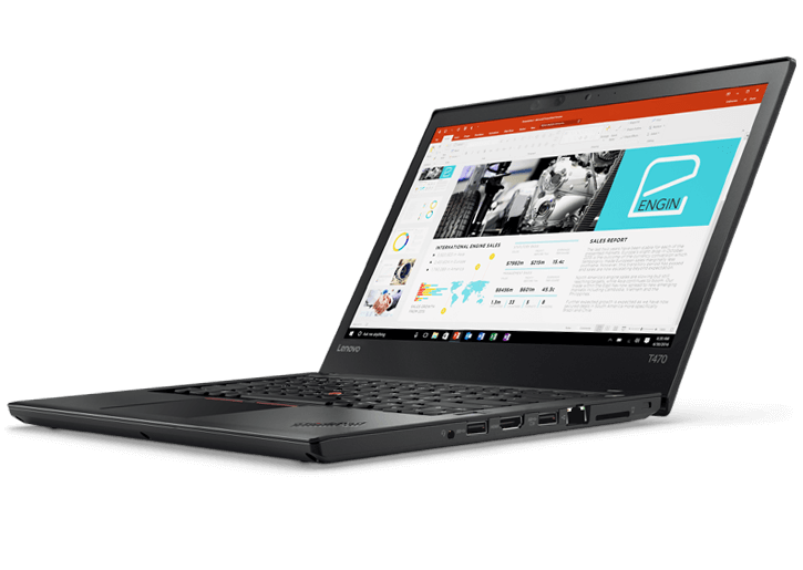 Lenovo Thinkpad T470 intel i5 / 8GB / 1TB / 14""