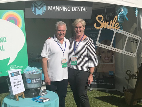 Great to meet you at Hello Manning 2019