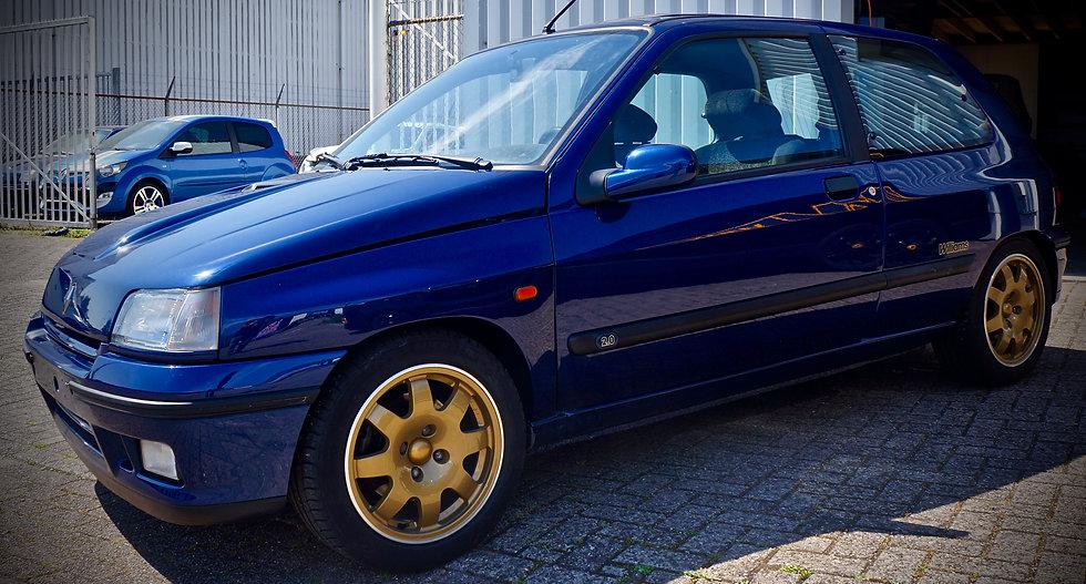 Renault Clio Williams 16V  Renault Sport Classic