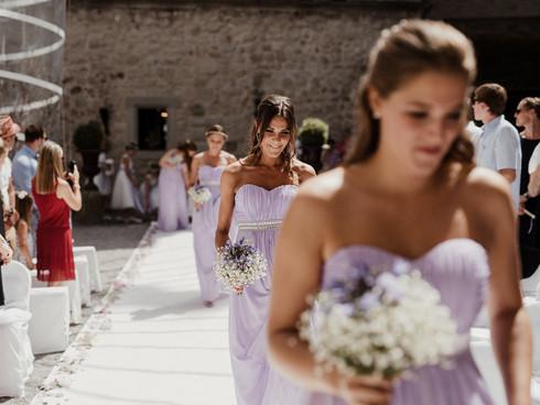 Hochzeit - Bridesmaid